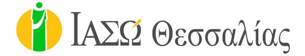iaso thessalias logo